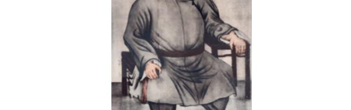 Il fondatore del baguazhang, Dong Haichuan